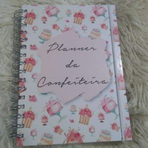 Agenda/ Planner da Confeiteira